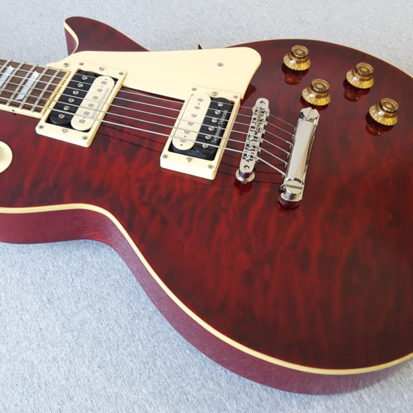 ESP Edwards Les Paul E-LP-125SD/QM 2009 Japan